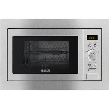 Zanussi ZSG25224XA Built-in 25L Microwave With Grill Antifingerprint Stainless Steel