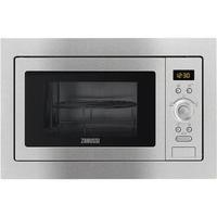 Zanussi ZSG25224XA Built-in Microwave With Grill Antifingerprint Stainless Steel