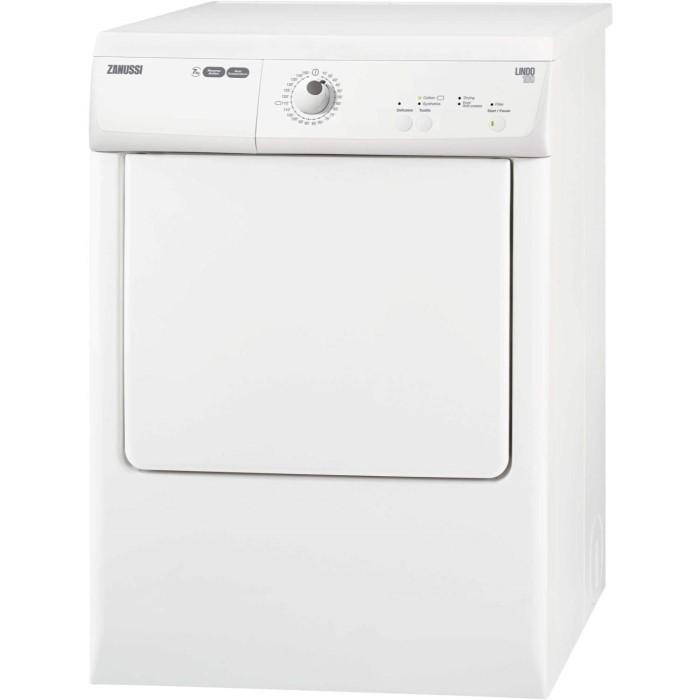 Zanussi ZTE7100PZ LINDO100 7kg Freestanding Vented Tumble Dryer