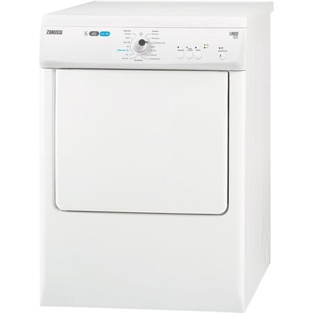 Zanussi ZTE7101PZ LINDO100 7kg Vented Tumble Dryer - White