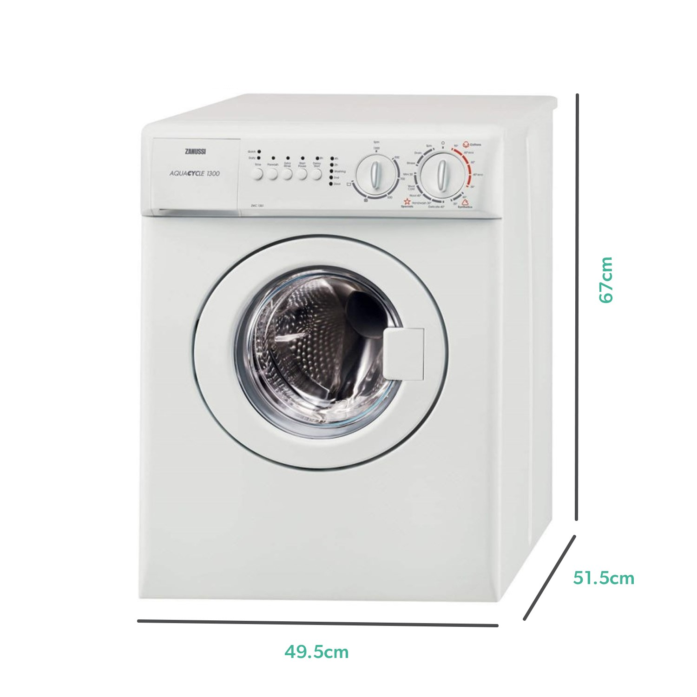 compact washing machine uk