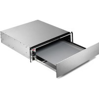 Zanussi ZWD140X 14 cm High Warming Drawer - Stainless Steel