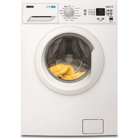 Zanussi ZWF71243WE LINDO100E 7kg 1200rpm Freestanding Washing Machine - White