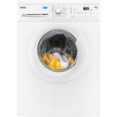 Zanussi ZWF71443W LINDO100 7kg 1400rpm Freestanding Washing Machine - White