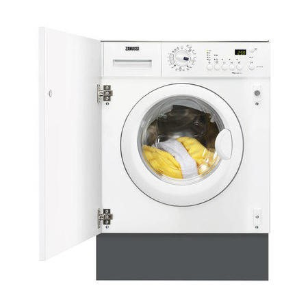 Zanussi ZWI71201WA 7kg 1200rpm Integrated Washing Machine - White