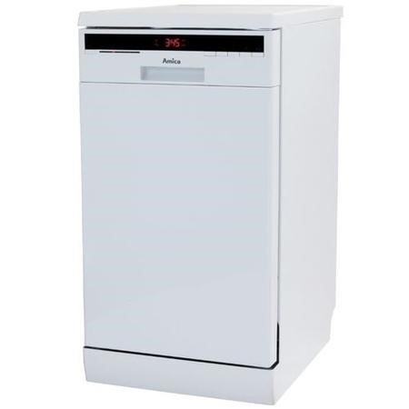 Amica ZWM428W 10 Place Slimline Freestanding Dishwasher - White