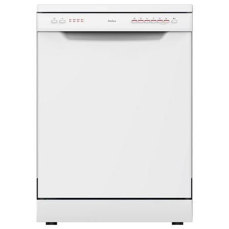 Amica ZWM696W 60cm Wide 12 Place Full Size Freestanding Dishwasher - White
