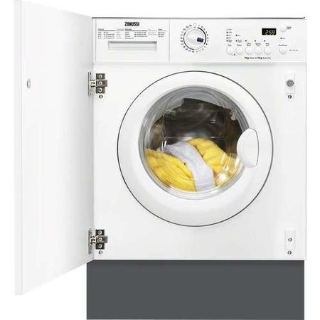 Zanussi ZWT71401WA 7kg Wash 4kg Dry 1400rpm Integrated Washer Dryer