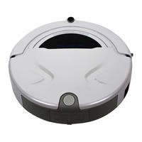 GRADE A2 - electriQ Intelligent Robotic Vacuum Cleaner with UV sterilization & Self Charging Dock
