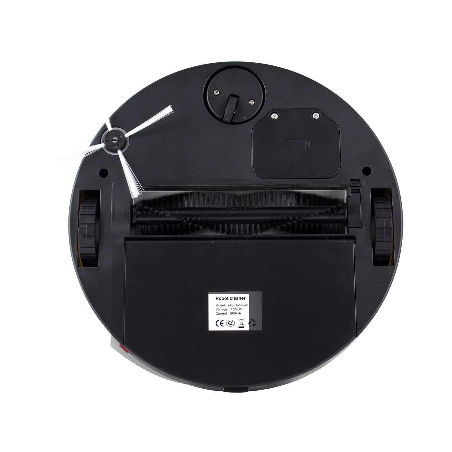 electriq eiqrobovac robotic vacuum cleaner for carpet and hard floors - Robotic Vacuum Cleaner