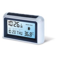 Advanced Atomic  Alarm Clock with Thermometer. Normally £20 - reduced by £10 this week only