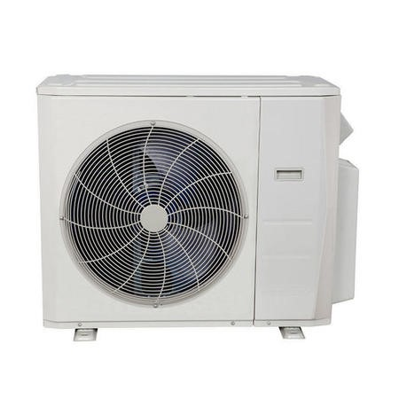 12000 BTU 3.2kW Compact Ceiling Cassette Super DC Inverter Air Conditioner with Heat Pump