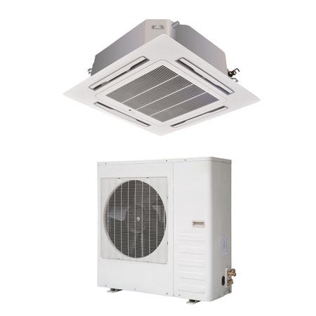36000 BTU Slim Ceiling Cassette Air Conditioner 10.5kW with Heat Pump
