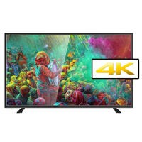 electriQ 55 Inch 4K Ultra HD LED TV with Freeview HD