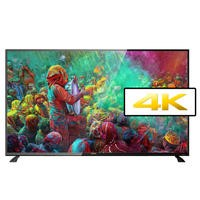 Ex Display - electriQ 65 Inch 4K Ultra HD LED TV with Freeview HD