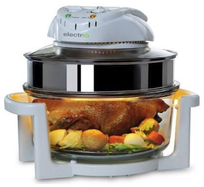 HOV17 halogen oven kitchen appliance