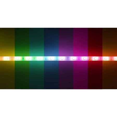 3 Metre Wifi Smart Colour LED Backlight Strip - Cut to size