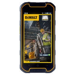 The DeWalt Phone MD501 Black 5 Inch  16GB 4G Unlocked & Simfree