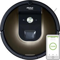iRobot roomba980 Robot Vacuum Cleaner - Most Powerful Suction Smart with App