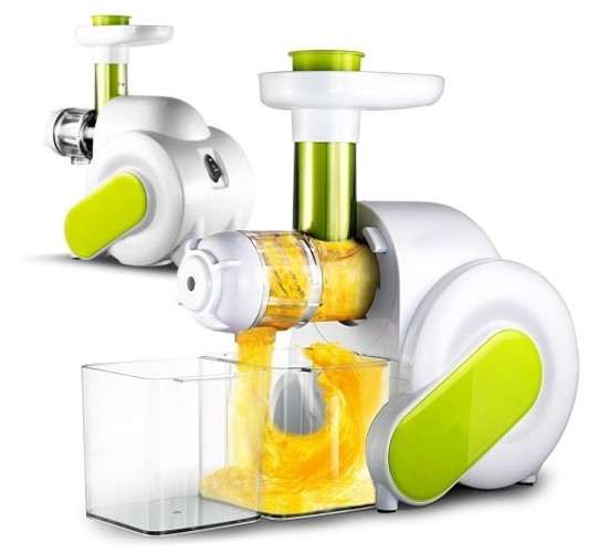 electriQ HSL600 Horizontal Slow Juicer