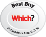 Which? Best Buy Dishwasher - August 2016