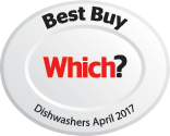 Which? Best Buy Dishwasher - April 2017