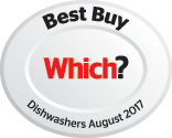 Which? Best Buy Dishwasher Oct 2017