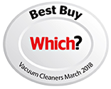 Which? Best Buy Vacuum Cleaner March 2018