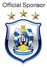Official Sponsor of Huddersfield Town Football CLub