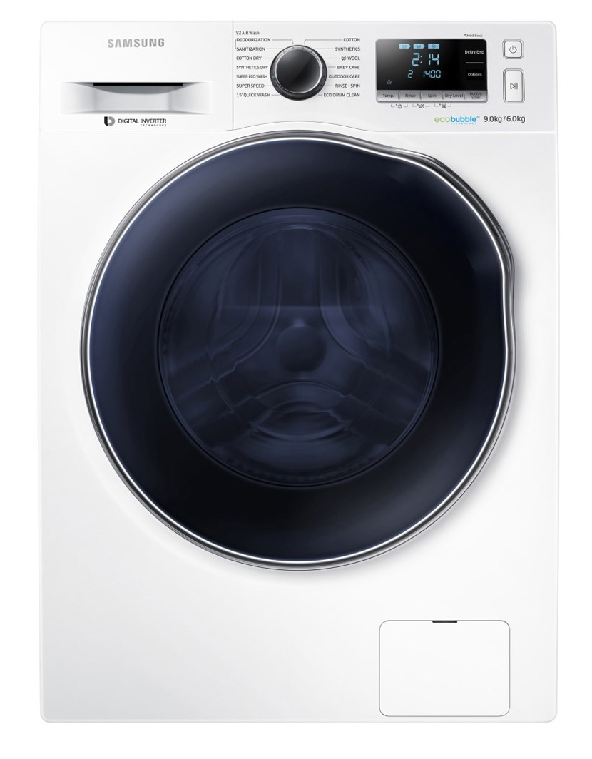 freestanding washing machine