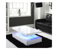 High Gloss LED Table