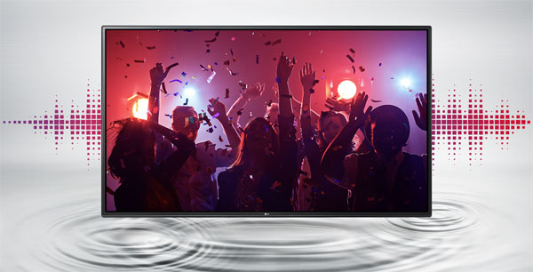 LG LH5100 49 inch TV with Virtual Surround Sound