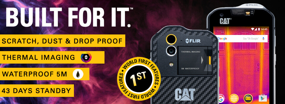 CAT S60 Features