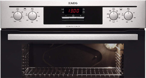 AEG DC4013021M Easy clean, retractable knobs and programmable timer