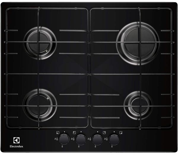 Electrolux EGG6242NOX Gas Hob with intuitive safety thermocouples