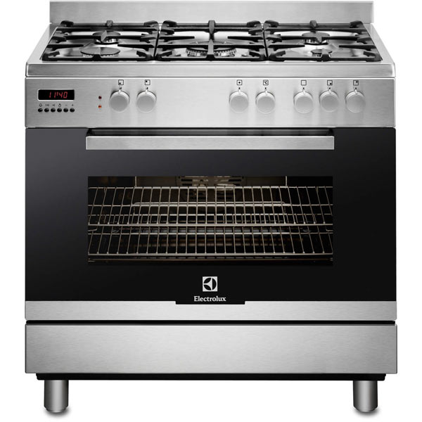 electrolux double oven how to use caltalytic