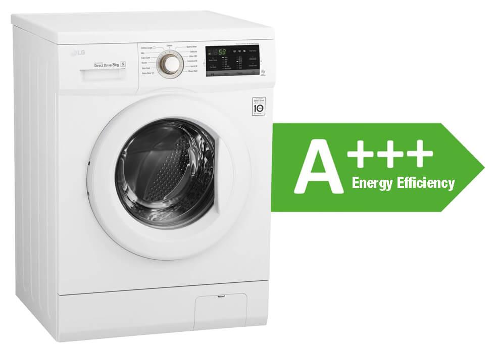 lg direct drive 8kg washing machine manual