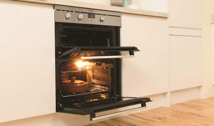 FIMU23IXS built in double oven