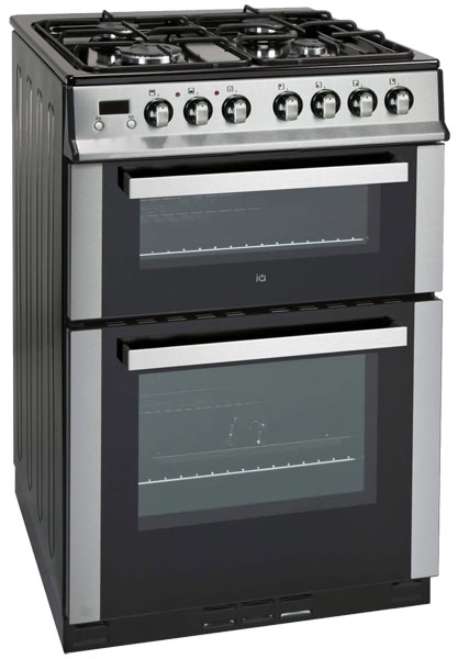 IQDFC2W60 dual fuel cooker