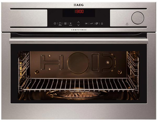 AEG KS8400501M Integrated Compact Steam Oven