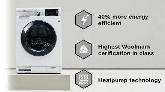 heat pump features