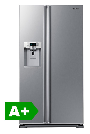 Samsung RSG5UUSL1 American side-by-side fridge freezer