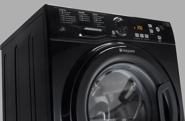 WMXTF742K Hotpoint washing machine 7kg capacity, 1400rpm spin speed
