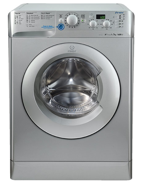 Indesit Innex XWD71452S washing machine