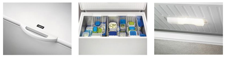 ZFC41400WA chest freezer