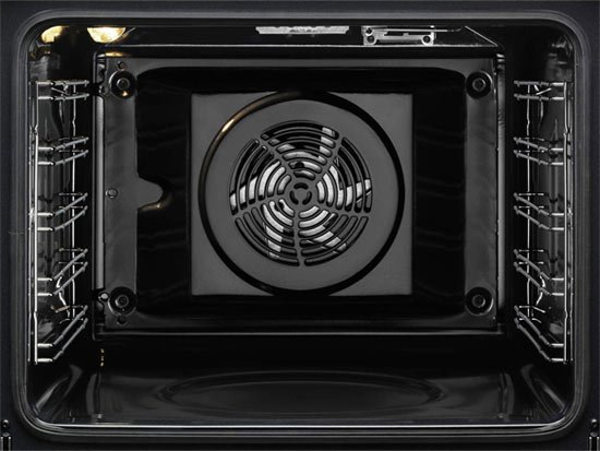 AEG BE2003021W fan oven