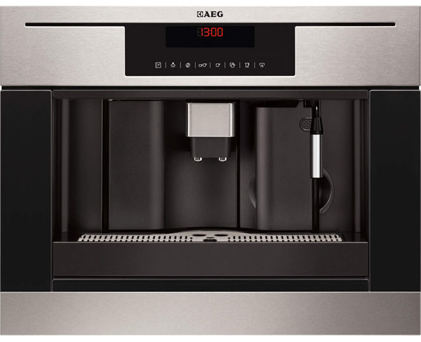 AEG PE4542-M Integrated Coffee Machine, MultiCup