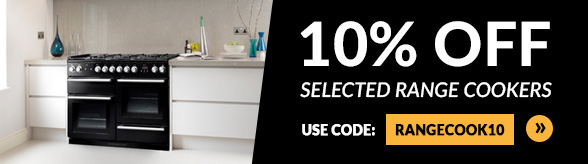 10% Off Range Cookers