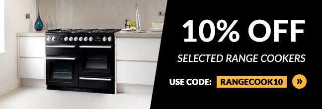 10% off selected range cookers