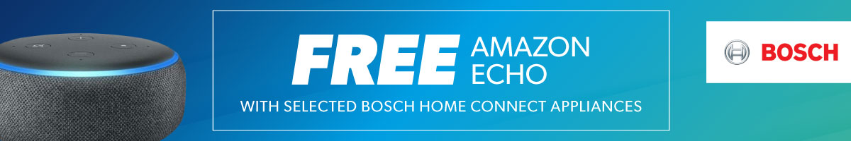 Bosch Home Connect Offer
